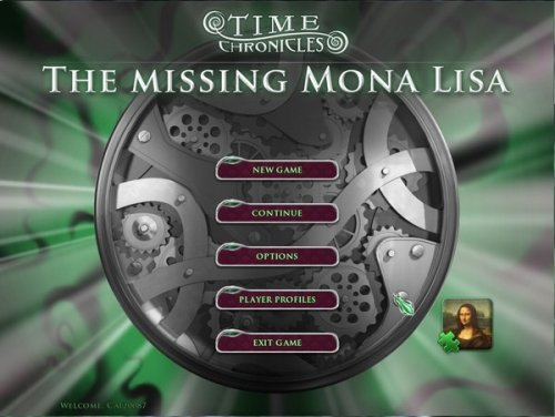 Time Chronicles: The Missing Mona Lisa (2012) ENG