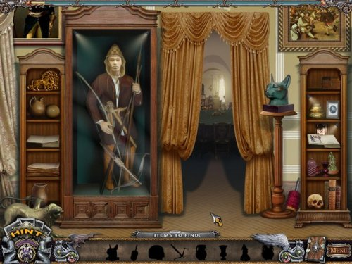 Solitaire Mystery: Stolen Power (2011) ENG