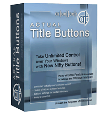 Actual Title Buttons 7.4 Rus