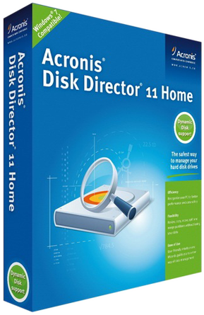 Acronis Disk Director Home 11.0.2343 Final