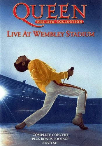 Queen - Live at Wembley (1986) DVDRip
