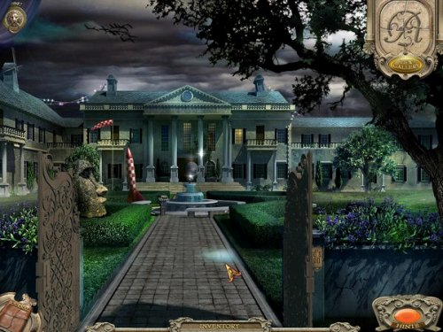 Antique Mysteries: Secrets of Howard's Mansion (2012) ENG