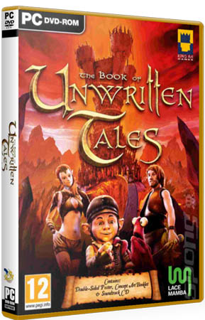 ����� ������������ ������� / The Book Of Unwritten Tales (2012) PC / RUS