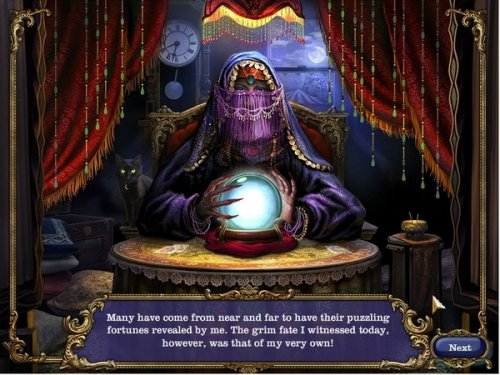 Mystery Case Files Madame Fate (2011) ENG