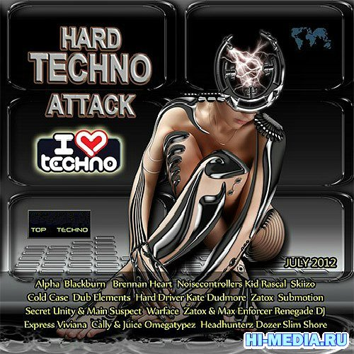 Hard Techno Attack (2012)