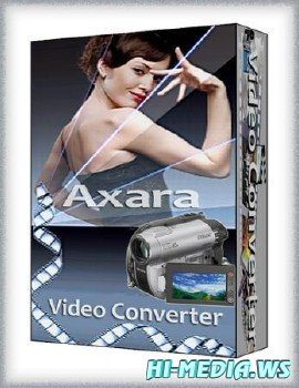 Axara Video Converter v3.4.6.740 (Rus) Portable
