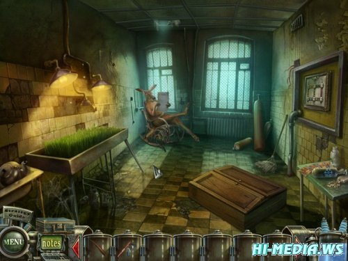 Haunted Halls: Revenge of Dr.Blackmore Collector's Edition (2012) ENG
