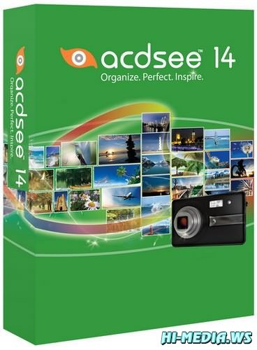 ACDSee Photo Manager 14.3 Build 168 (2012) RUS + ACDSee Pro v5.2 Build 157 Portable RUS