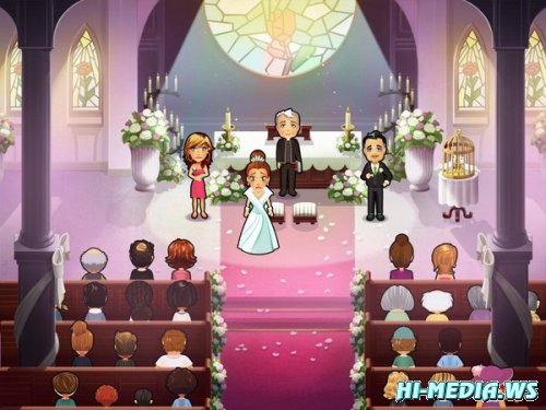 Delicious 8: Emily's Wonder Wedding Premium Edition (2012) ENG