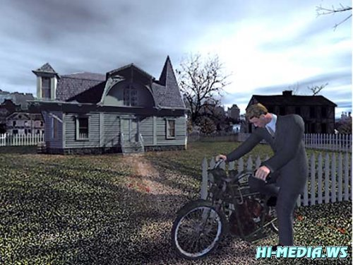 Некрономикон / Necronomicon: The Dawning of Darkness (2001) PC / RUS