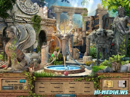 Jewel Quest 3: Mysteries The Seventh Gate CE (2012) RUS