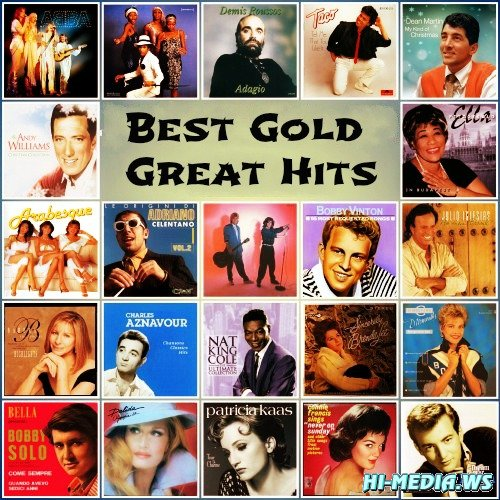Best Gold Great Hits (3 CD) (2011)
