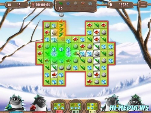 Yeti Quest (2013) ENG