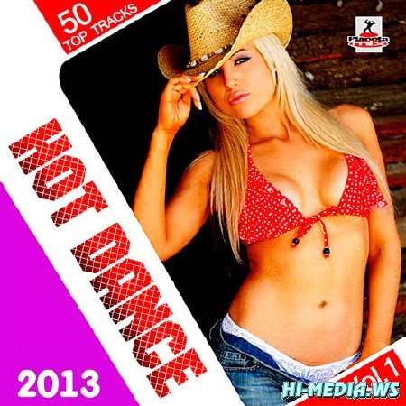 Hot Dance Vol.1 (2013)