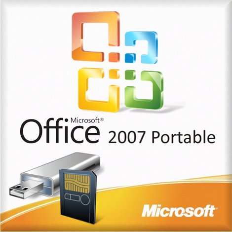Microsoft Office 2003 - 2007 Portable