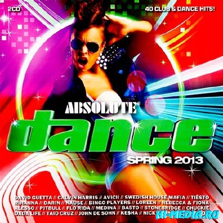 Absolute Dance Spring (2013) FLAC