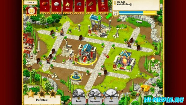 Monument Builders: Colosseum (2013) ENG