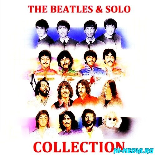 The Beatles And Solo Greatest Hits Collection (2013)