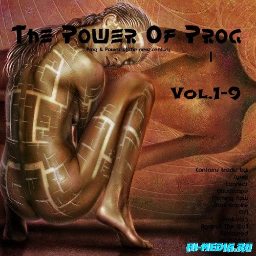 The Power Of Prog Vol.1-9 (2013)