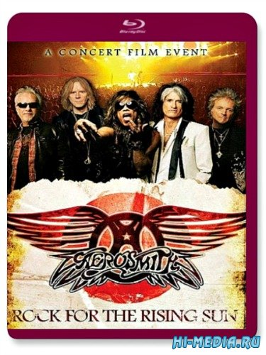 Aerosmith: Rock For The Rising Sun (2013) BDRip 720p