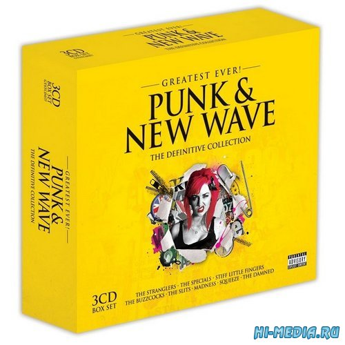 Greatest Ever Punk & New Wave (2013)