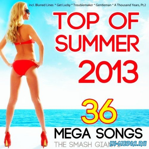The Smash Giants - Top of Summer (2013)