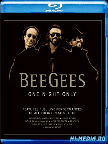 Bee Gees - One Night Only (1997) BDRip 720p