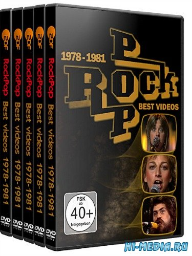 RockPop: Best Videos 1978-1981 Vol.1,2,3,4,5 (2013) DVD5