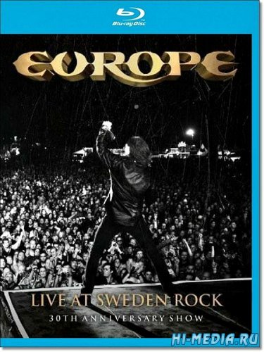 Europe: Live at Sweden Rock - 30th Anniversary Show (2013) BDRip 1080p