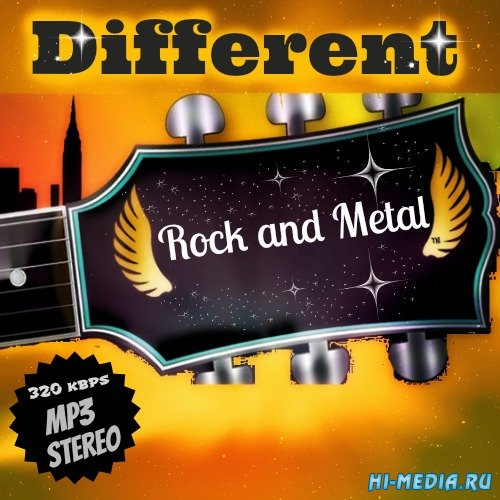 Different Rock and Metal (2013)