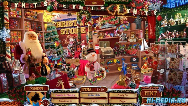Christmas Wonderland 4 (2013) ENG