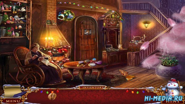 Christmas Adventure: Candy Storm (2013) ENG