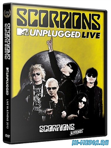 Scorpions: MTV Unplugged (2013) DVDRip
