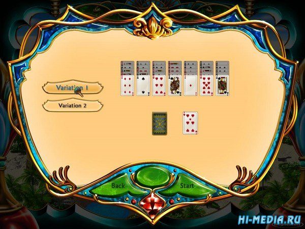 Solitaire Egypt (2013) ENG