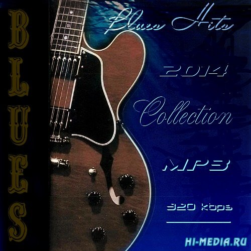 Blues Hits Collection (2014)