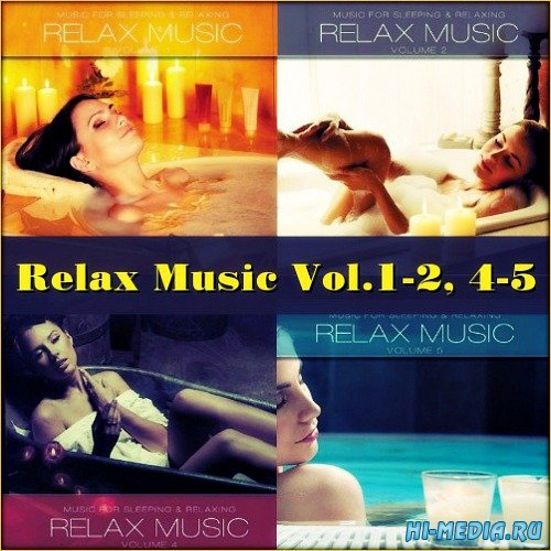 Relax Music Vol.1-2, 4-5 (2014)