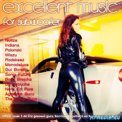 Excellent Music for Subwoofer (2014)