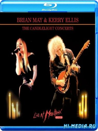 Brian May & Kerry Ellis: The Candlelight Concerts (2014) BDRip 720p