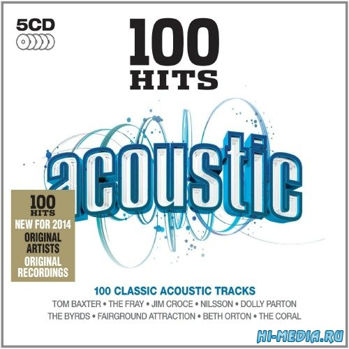 100 Hits – Acoustic (2014)