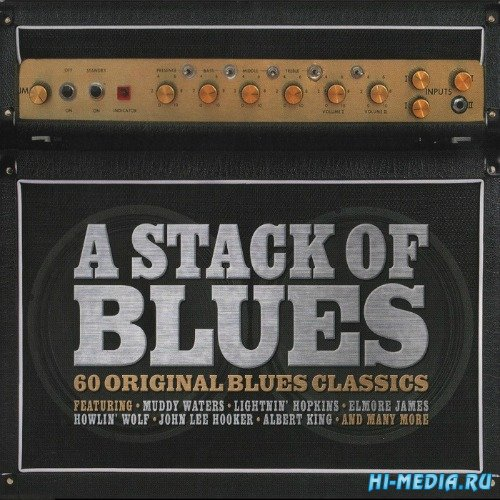 A Stack of Blues: 60 Original Blues Classics (2014)