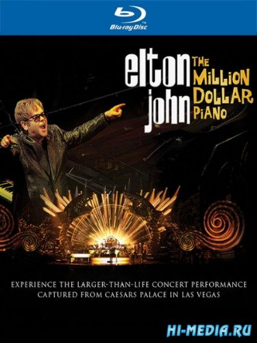 Elton John: The Million Dollar Piano (2014) BDRip