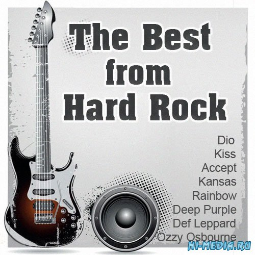 The Best From Hard Rock (2014)