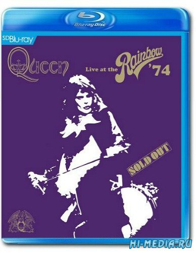 Queen: Live At The Rainbow '74 (2014) BDRip 720p