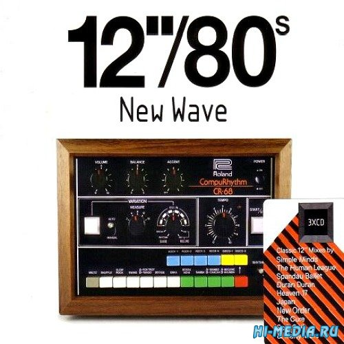 12 Inch 80's New Wave (2014)