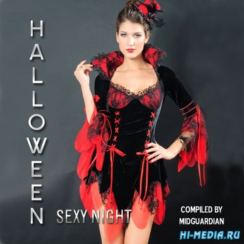 Halloween Sexy Night (Compiled by Midguardian) (2CD) (2014)