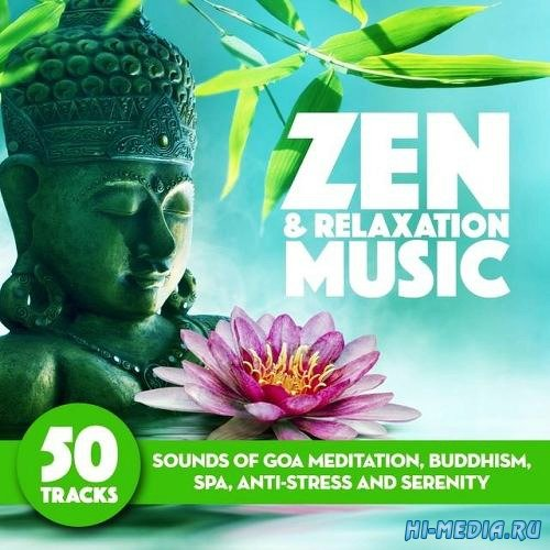Zen and Relaxation Music Sounds of Goa Meditation (2014)