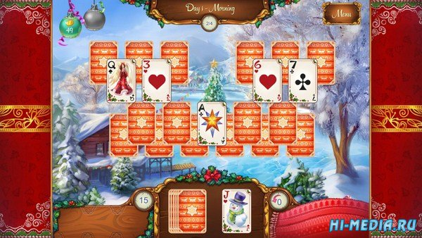 Lapland Solitaire (2014) ENG