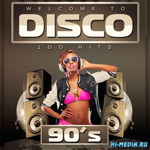 Welcome To DISCO 90's (2014)