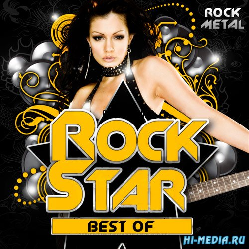 Best Of Rock Star (2014)