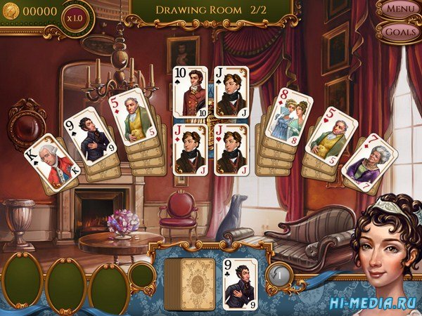 Regency Solitaire (2015) ENG